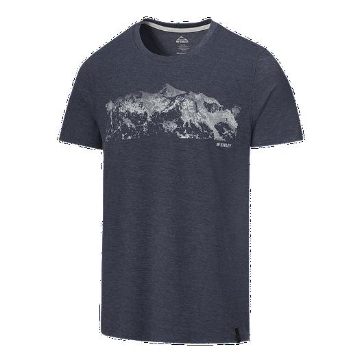 369121ca McKINLEY Men's Robson T Shirt - Mood Indigo | Sport Chek