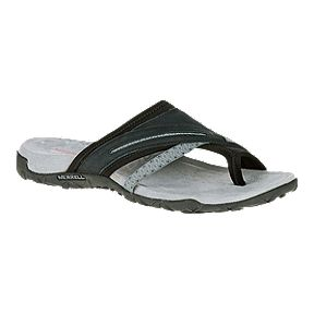 67aef0e9009c Merrell Women s Terran Post II Sandals - Black