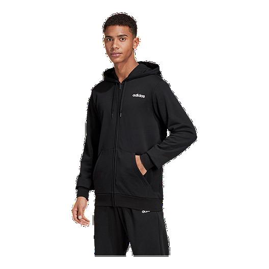 1229301c4 adidas Men's Essentials Linear Full Zip Hoodie | Sport Chek