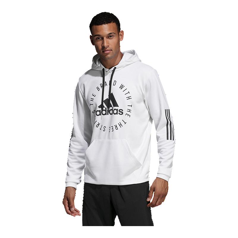 0d1cf62729684 adidas Men's Sport ID Pullover Hoodie