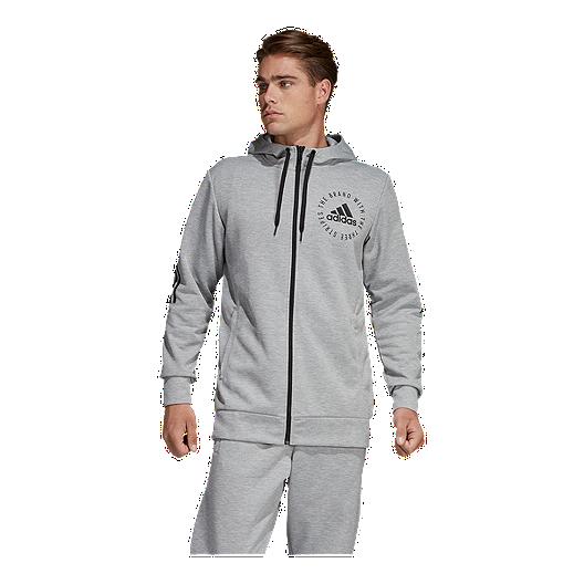 23a0d841347c4 adidas Men s Sport ID Full Zip Hoodie