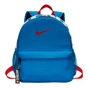 11b855f6a3 Nike Kids' Brasilia Just Do It Mini Backpack - Photo Blue