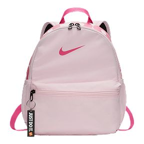 d6be180466 Nike Kids  Brasilia Just Do It Mini Backpack - Pink Foam
