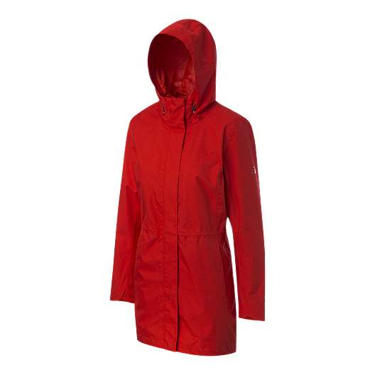 cheap for sale complete range of articles hot new products McKINLEY Women's Nicky Long Rain Jacket