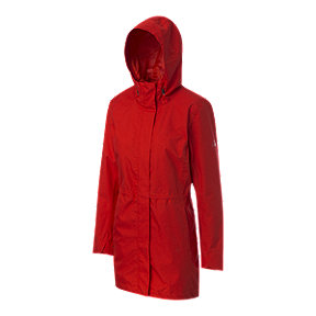 McKINLEY Women's Nicky Long Rain Jacket