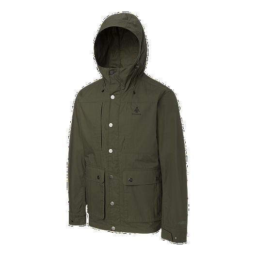 edc669c4a Woods Men's Lefroy Canvas Jacket   Sport Chek