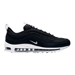 Nike Men s Air Max 97 Shoes - Black White 13ba6d428