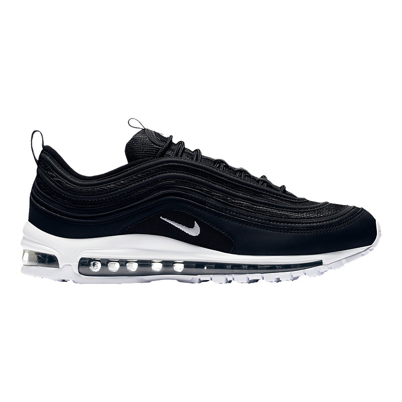b3f50d3a5f1d Nike Men s Air Max 97 Shoes - Black White