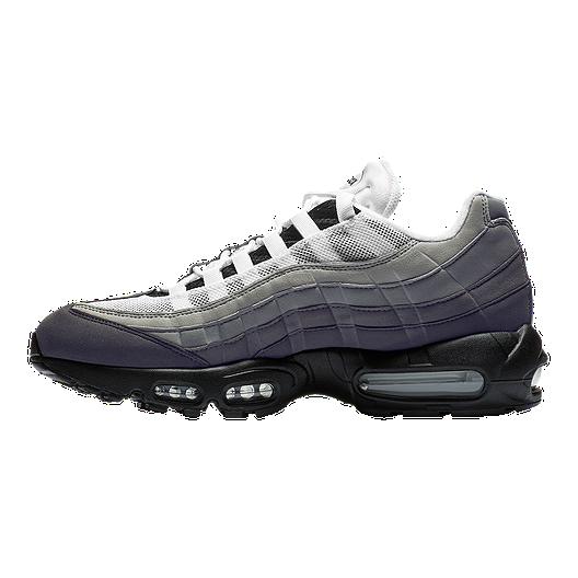 e5bdbaf6ea Nike Men's Air Max 95 OG Shoes - Black/White/granite | Sport Chek