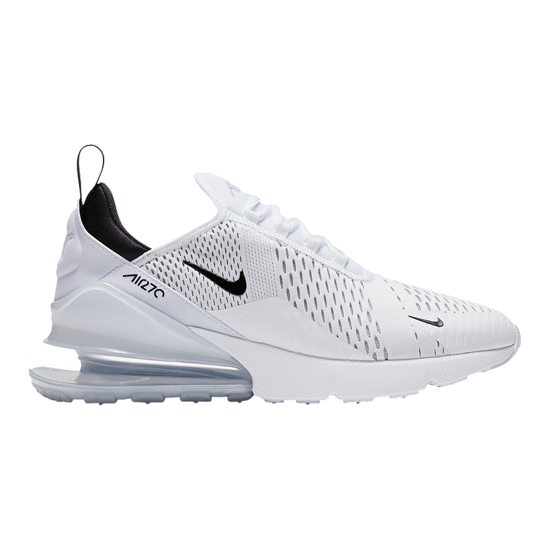 patinar Autocomplacencia gesto  Nike Men's Air Max 270 Shoes - White/Black | Sport Chek