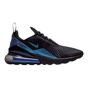 best service 28e65 9e386 Nike Men s Air Max 270 Shoes - Black Purple