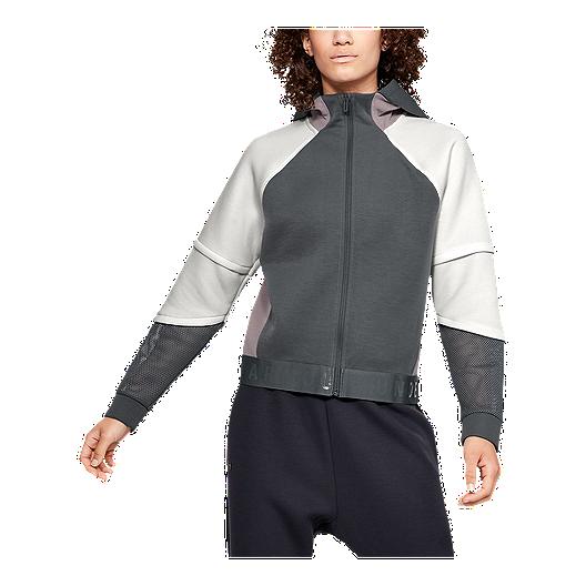 266e989b84eff Under Armour Women's Unstoppable Move Light Full Zip Hoodie | Sport Chek