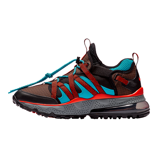 finest selection d13f7 5ed00 Nike Men's Air Max 270 Bowfin Shoes - Russet/Black/Grey