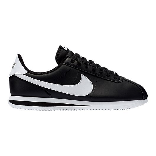 save off 7eea1 d7457 Nike Men s Cortez Shoes - Black White   Sport Chek