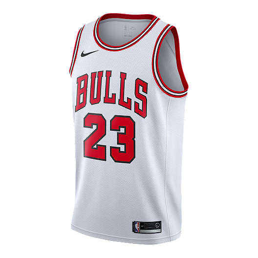 new product 6dbc2 5c782 Chicago Bulls Nike Jordan Swingman Road Jersey | Sport Chek