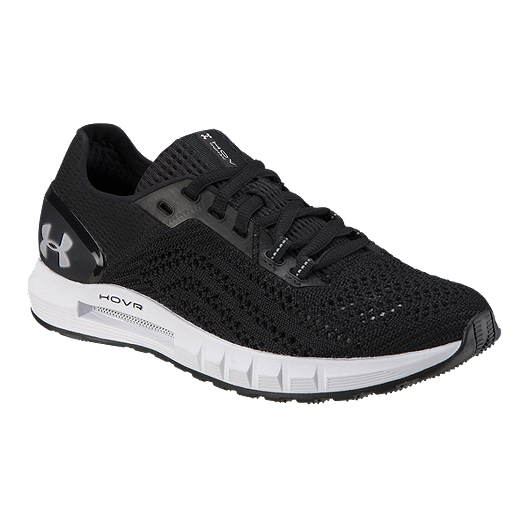 size 40 eb372 287f5 Under Armour Women's HOVR Sonic 2 Connected Running Shoes - Black/White