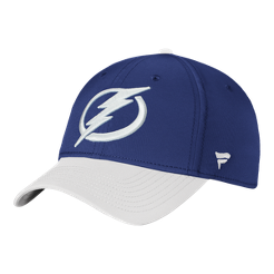 Tampa Bay Lightning Fanatics Iconic Tech Speed Flex Fit Cap  a56b7ad85da5