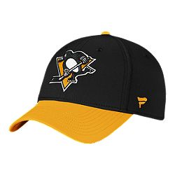 newest collection 388c0 864b9 image of Pittsburgh Penguins Fanatics Iconic Tech Speed Flex Fit Cap with  sku 332667114