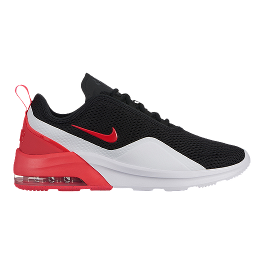 best service f74ef 455e2 Nike Men s Air Max Motion 2 Shoes - Black Red White   Sport Chek