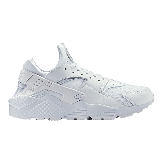 big sale b2991 cab2d Nike Men's Air Huarache Shoes - White/Pure Platinum