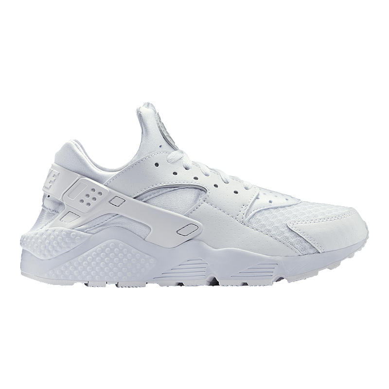 super popular dc6fe f5001 Nike Men s Air Huarache Shoes - White Pure Platinum   Sport Chek