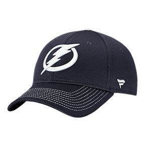 new style 78439 e0a7b Tampa Bay Lightning Fanatics Depth Alpha Adjustable Cap