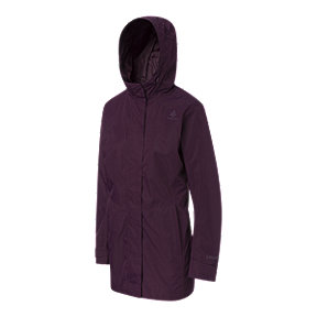 Woods Women's Monashee 2L Mid-Length Shell Jacket