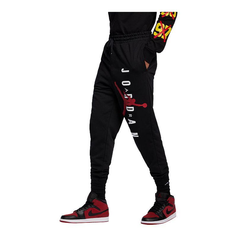 19e9c12c4641 Nike Men s Jordan Jumpman Air Fleece Pants (666003748792) photo