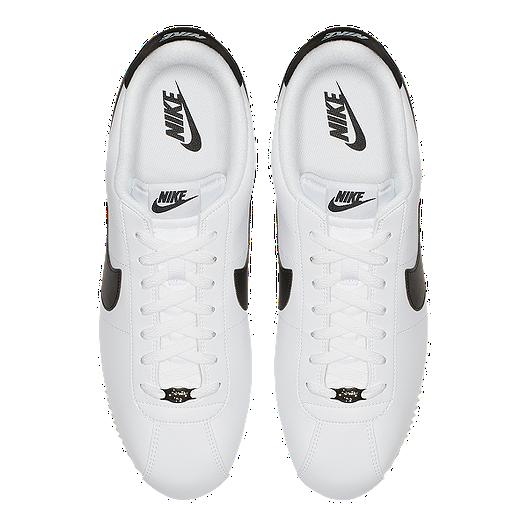 purchase cheap 9d32d b0316 Nike Men s Cortez Shoes - White Black Metallic Silver. (0). View Description