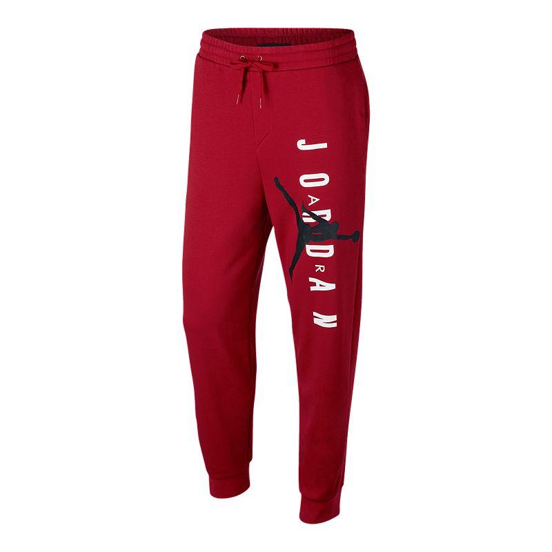 4835c826cbe8 Nike Men s Jordan Jumpman Air Fleece Pants (666003755028) photo