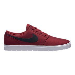 bde3778d13 Nike Men s Portmore II Ultralight SB Shoes - Crimson Black White