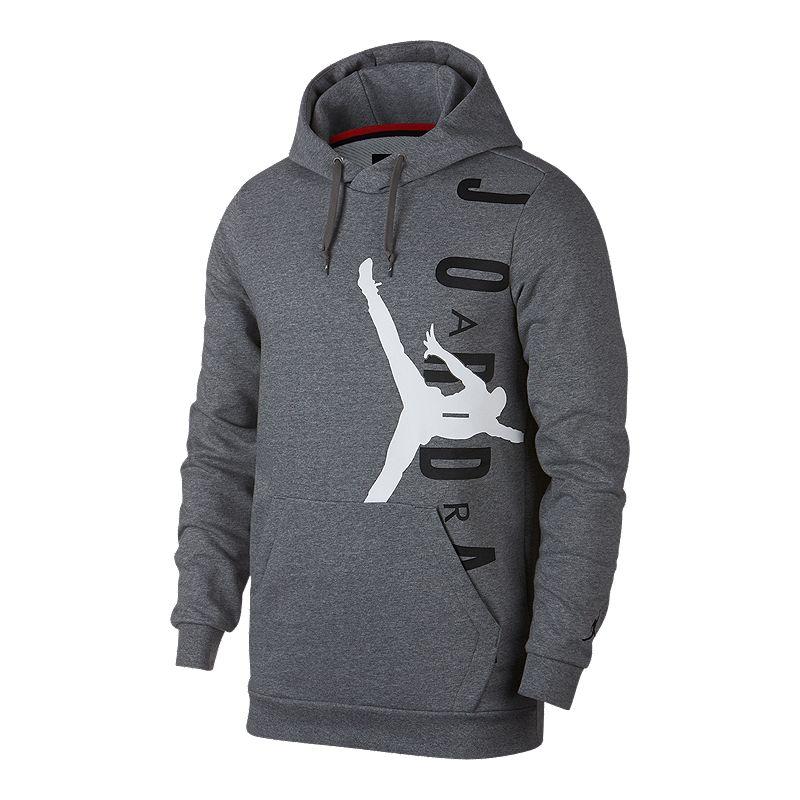 6e055f4ba4e5 Nike Men s Jordan Jumpman Air Pullover Hoodie (659658459229) photo