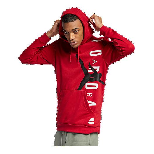 finest selection 2e73c 2b504 Nike Men s Jordan Jumpman Air Pullover Hoodie   Sport Chek