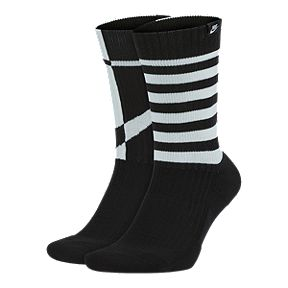 816ae28ce Nike Men's Sneaker Sox Crew Sock - 2 Pack