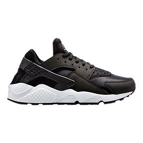 brand new 6704f 9c07f Nike Womens Air Huarache Run Shoes - Black