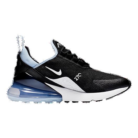 new concept 2dfae 3e097 Nike Women s Air Max 270 Shoes - Black White   Sport Chek