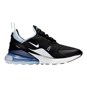 Nike Women s Air Max 270 Shoes - Black White d4faf27b6b0