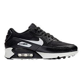 new concept 37b32 dbe0d Nike Womens Air Max 90 Shoes - BlackSummit White
