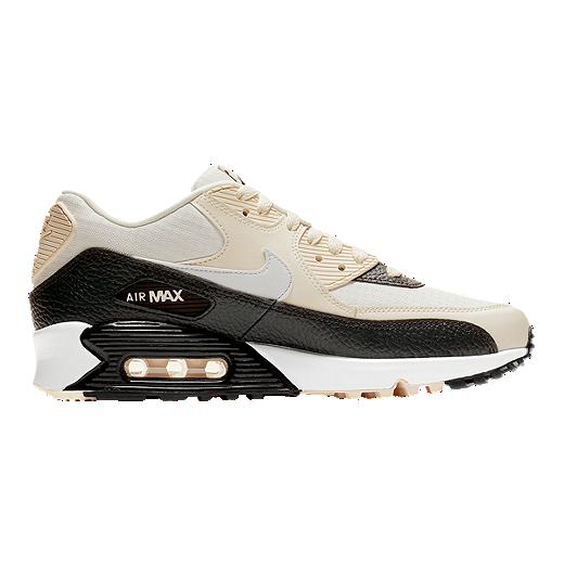 d474ba3c9d Nike Women's Air Max 90 Shoes - Pale Ivory/Summit White/Grey | Sport Chek