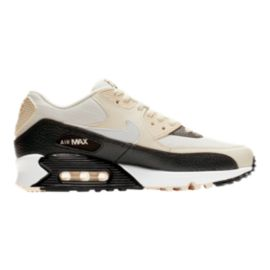 f19bc4087fb69 Nike Women s Air Max 90 Shoes - Pale Ivory Summit White Grey