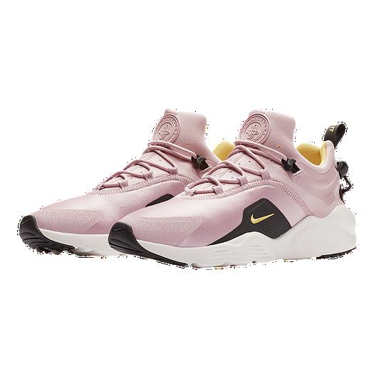 new product 6096c 8ec92 Nike Women s Air Huarache City Move Shoes - Plum Black White. (0). View  Description