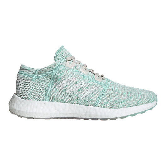 dfb7e6e7b2544 adidas Women's Pureboost Go Wanderlust Running Shoes - Green | Sport Chek