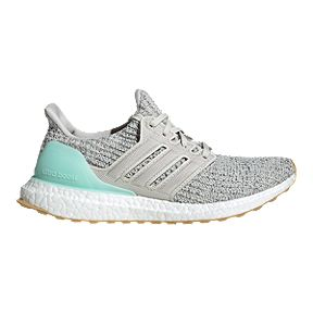 ac0ba8a2 adidas Women's Ultra Boost Running Shoes - Grey/Green