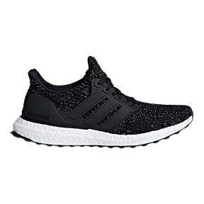 new styles 6aef5 ba7c2 adidas Womens Ultra Boost Running Shoes - GreyWhite
