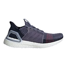 adidas Women s Ultraboost 19 Running Shoes - Indigo  Red 249a770740614