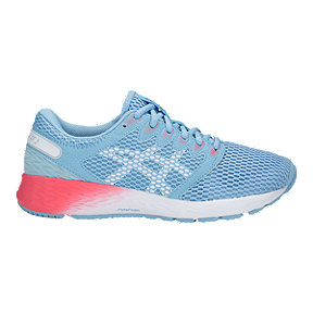 e02c59e599a4 ASICS Women s Roadhawk FlyteFoam 2 Running Shoes ...