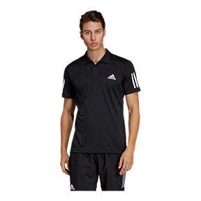 a4346ded4d8 adidas Men s Club 3 Stripe Polo Shirt