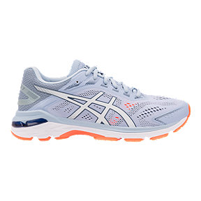 ASICS Women's GT 2000 7 Running Shoes - Mist/White