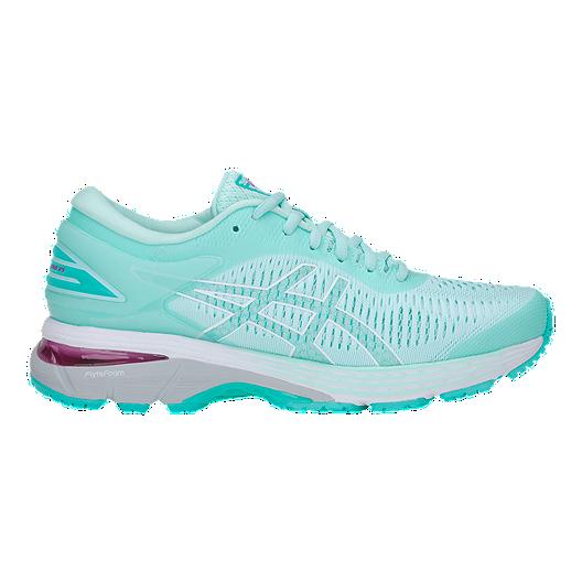 ASICS Women's Gel Kayano 25 Running Shoes Teal