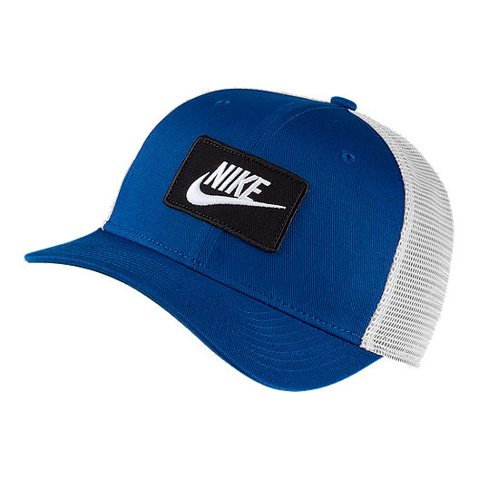 on sale e9aae 09a1a Nike Sportswear Men s Classic99 Trucker Hat - Indigo Force   Sport Chek